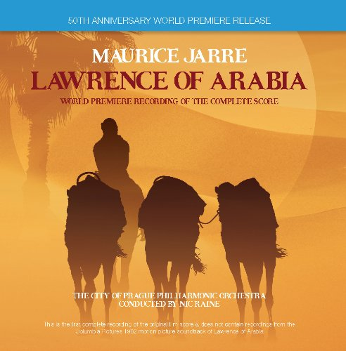 Lawrence Of Arabia - 50th Anniversary