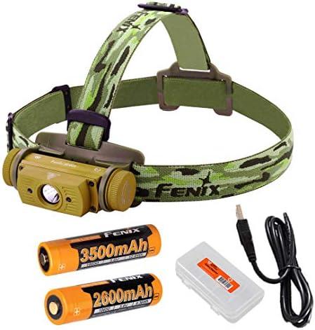 Lumen Tactical Capacity Battery Bundle product image
