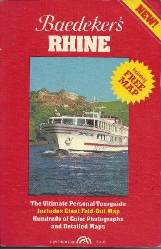 Baedeker Rhine (Baedeker