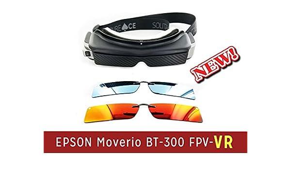 EPSON Moverio BT-300 FPV-VR Combo