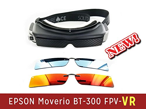 Epson Moverio BT-300 FPV-VR Combo