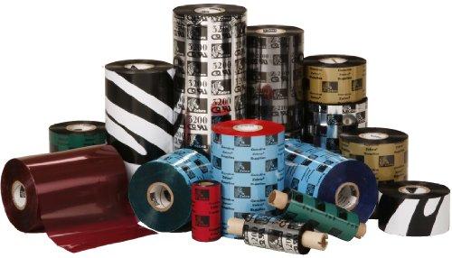 5586 Black Wax/Resin Ribbon by Zebra Technologies