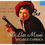 Giacomo Gorzanis: Music for Lute