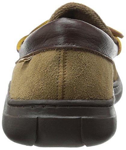 Lbs Evans Uomo Atlin Pantofole Pantofola Marrone