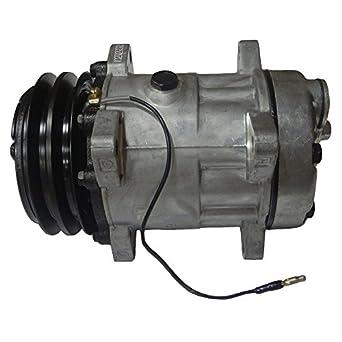 3763384M91 - Compresor de aire acondicionado para Massey Ferguson Tractor 375 390 390T 393 398 +: Amazon.es: Amazon.es