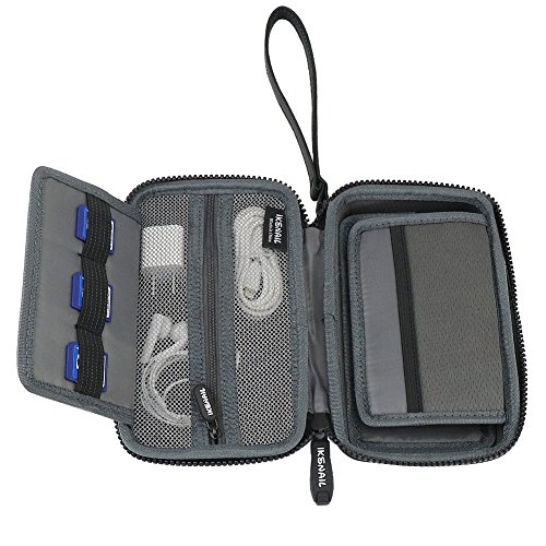 a22dc18da7eb low-cost Iksnail Electronic Accessories Organizer, Travel Gadget Bag ...