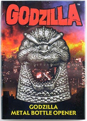 DIAMOND SELECT TOYS Godzilla: Classic Godzilla Metal Bottle Opener by DIAMOND SELECT TOYS
