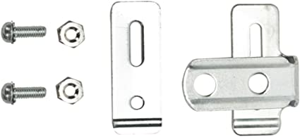 Wald Products Adult 3-Wheeler Parts Reflector Wald Bracket for Wire Baskets