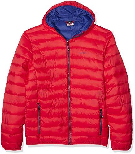 Men's Down Crevice Blue Black Jacket Red fq485wxE