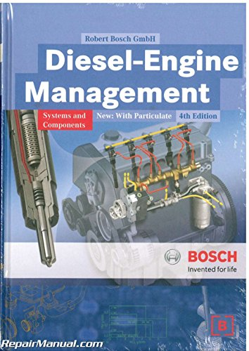 - H011 Bosch Diesel-Engine Management 4th Edition