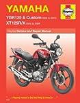 Yamaha YBR125 & XT125 2005-2013 Hayne...