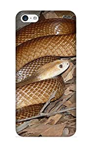 Cute High Quality Iphone 5c Animal Taipan Snake Case Provided By Inthebeauty