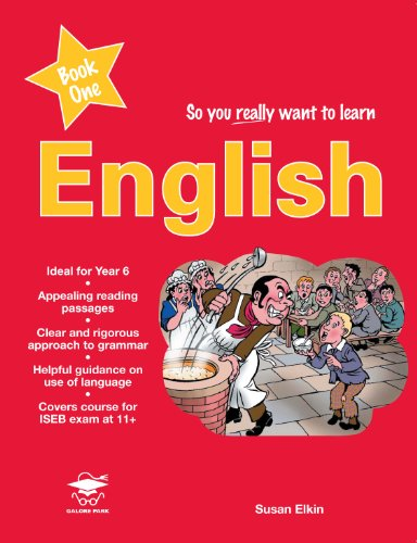 English Prep Book 1 (So You Really Want to Learn)