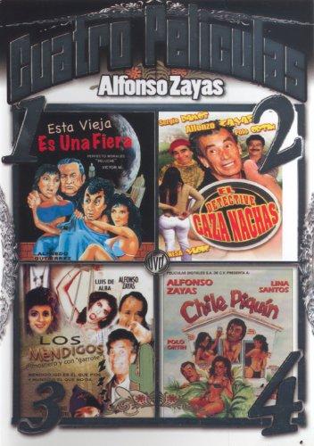 Alfonso Zayas (Esta Vieja Es Una Fiera, El Detective Caza Nachas, Los Mendigos, Chile Piquin) ()