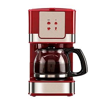 WY-coffee maker Máquina de café para el hogar, Mini cafetera de Goteo pequeña, 550W, 600ML: Amazon.es: Hogar