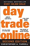 Day Trade Online (Wiley Trading)