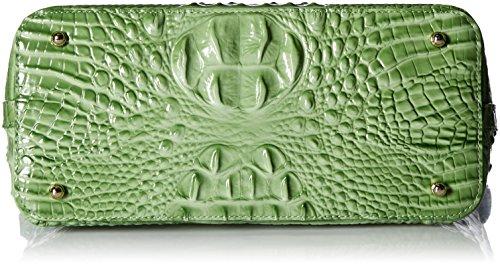 Duxbury Brahmin Bag Top Handle Convertible Cucumber Satchel axxCwq6R