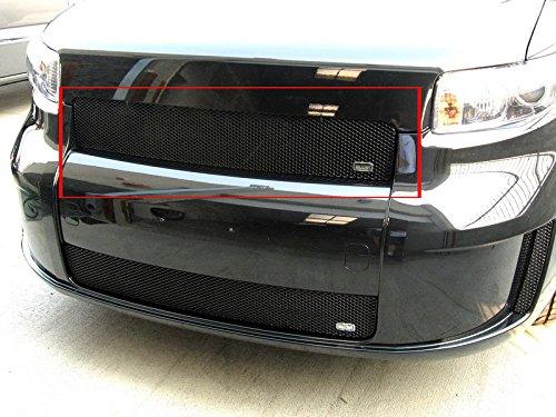 2008-2010 SCION XB UPPER GRILLE INSERT (Gloss Black Finish) (Grillcraft Scion Grille Xb)