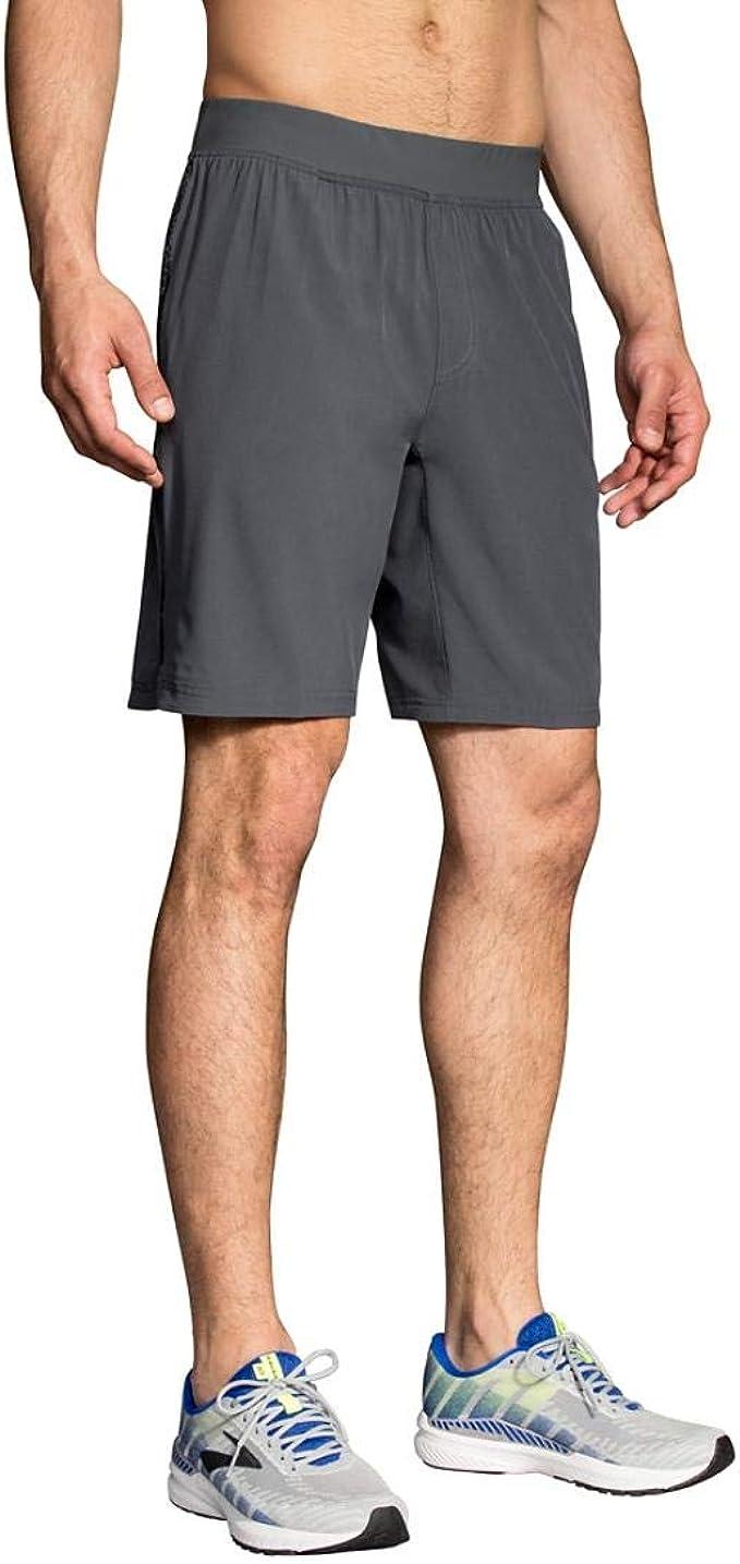 Brooks Mens Sherpa Iv 9 Short