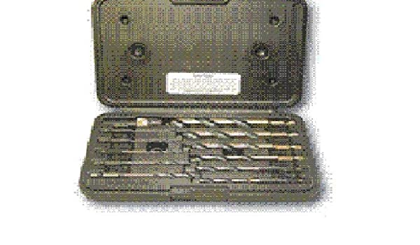Viking Drill and Tool 34811 Quick-Release Set (12 Piece) by Viking ...