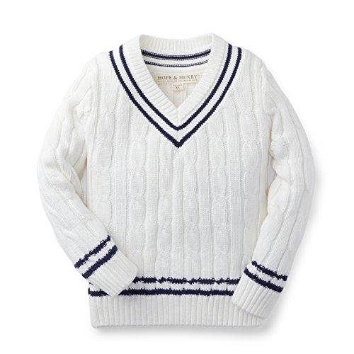 ite Tennis Sweater Made With Organic Cotton (Hope Kids Sweatshirt)