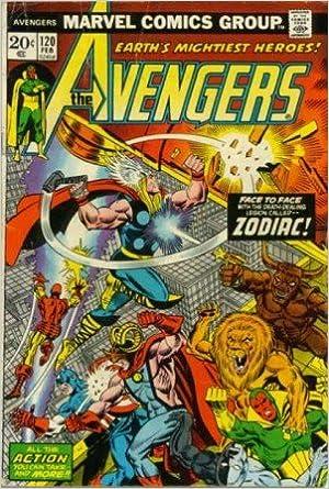 Amazon.com: Avengers #120