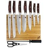 MIYABI Artisan 10-Piece Knife Block Set