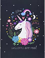 Unicorns are Real (Journal, Diary, Notebook for Unicorn Lover): A Journal Book with Coloring Pages Inside the book !!