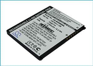 Batería para HP Compaq iPAQ rx5780, 3.7V, 1700mAh, Li-ion