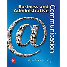Business and Administrative Communication with Gregg Reference Manual