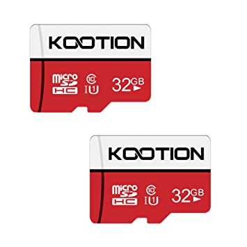 Amazon.com: KOOTION Tarjeta Micro SD Ultra Micro SDHC/SDXC ...