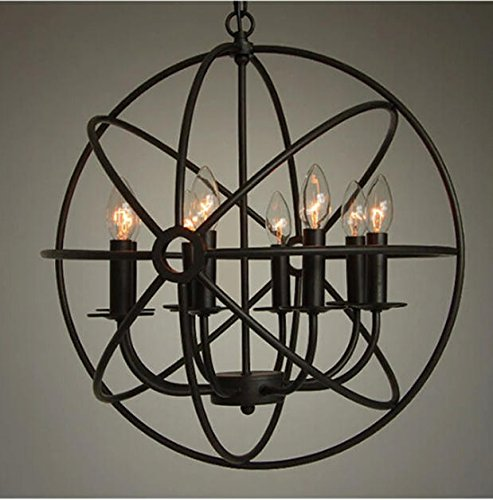 Industrial Vintage Retro Pendant Light