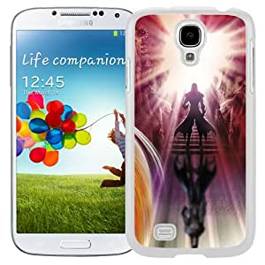 Beautiful And Unique Designed With Girl Silhouette Steps Hair Suit Light (2) For Samsung Galaxy S4 I9500 i337 M919 i545 r970 l720 Phone Case