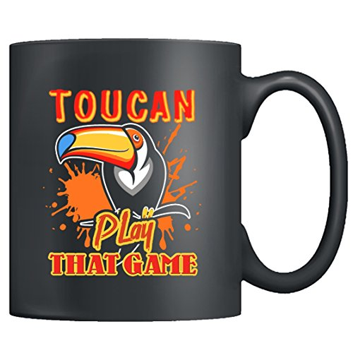 toucan coffee cup - 8