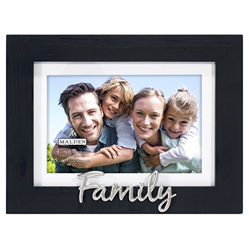 Malden International Designs Expressions Picture Frame (Family Frame Photo)