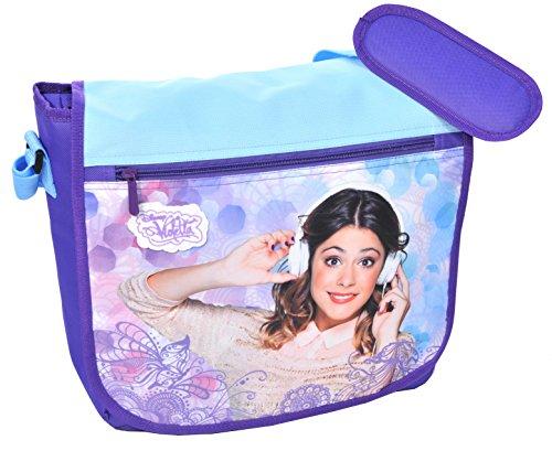 Exclusiv * Disney Violetta Borsa a tracolla borsa a tracolla grande 2015