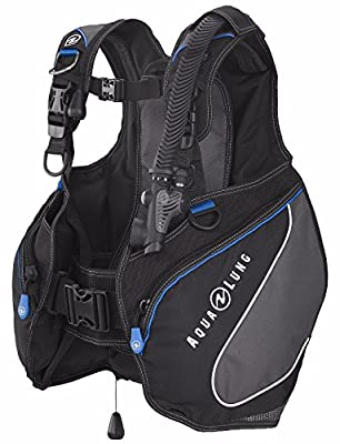 Aqua Lung Pro BC, Wrap Around Jacket Style BCD for New Scuba Divers