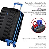 Olympia Apache 3pc Hardcase Spinner