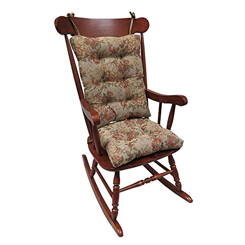 (Klear Vu Cushions Gripper Rocking Chair in Somerset)