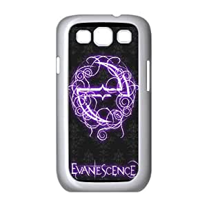 Evanescence Samsung Galaxy S3 9300 Cell Phone Case White 218y-054459