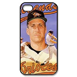 MLB iPhone 4,4S Black Baltimore Orioles cell phone cases&Gift Holiday&Christmas Gifts NADL7B8825464