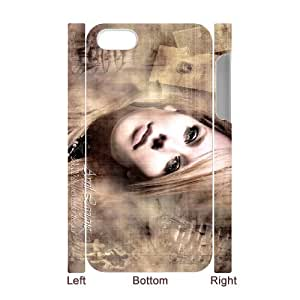 avril lavigne 67 iPhone 4 4s Cell Phone Case 3D White yyfD-369870