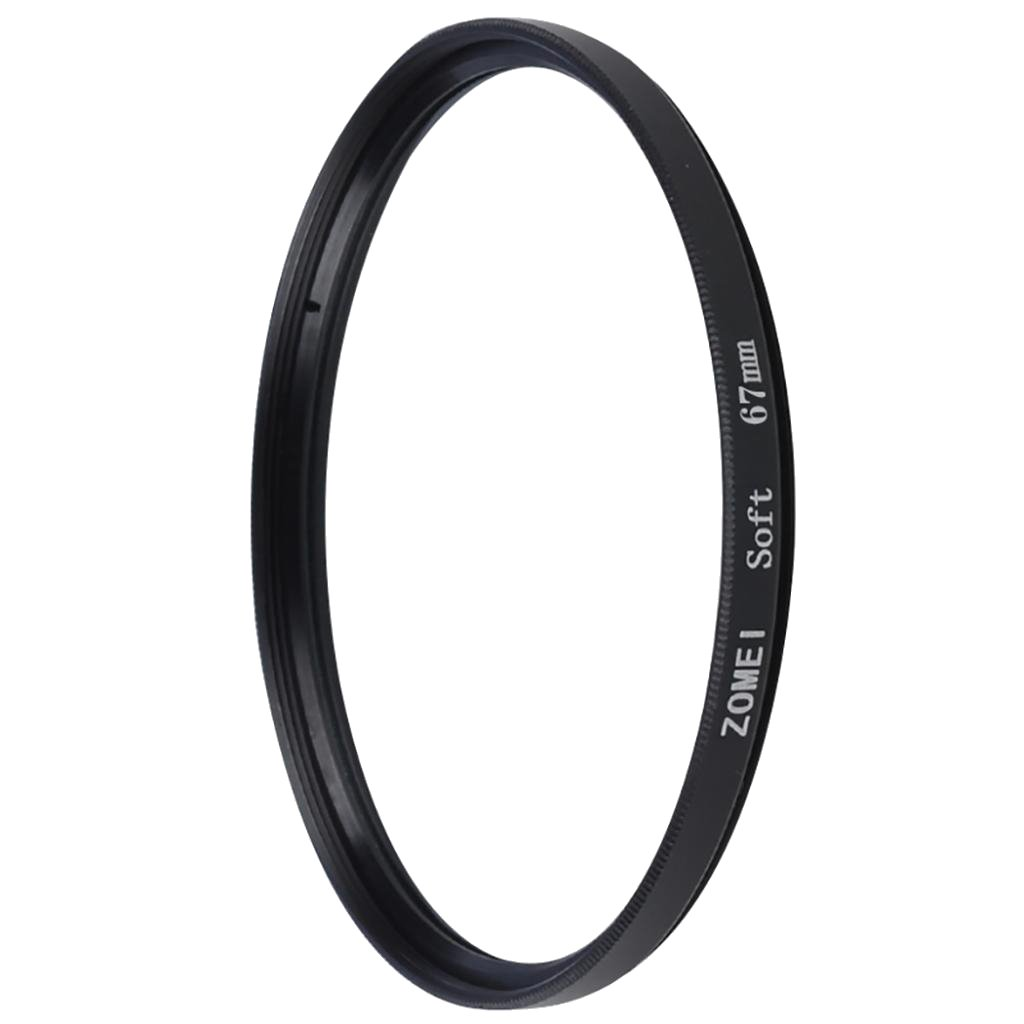 Dovewill 67mm ZOMEI Soft Focus Lens Special Effect Soften DSLR Diffuser Filter Dreamy Hazy