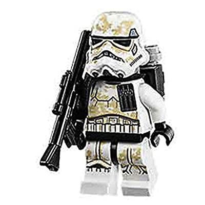 Sandtrooper Lego Minifigure Star Wars Loose From 75052 Mos Eisley Cantina: Toys & Games