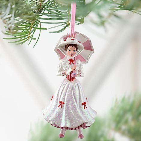 Disney Parks Mary Poppins Ornament