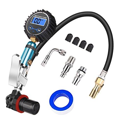 ReviewMeta com: Tire Pressure Gauge, Serpeo Digital Auto