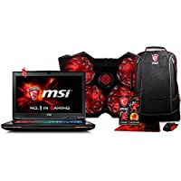 XOTIC MSI GT72VR Dominator Pro Dragon-638 W/ FREE BUNDLE! - 17.3 FHD 120Hz 94% NTSC Matte Screen | Intel Core i7-7700HQ | NVIDIA GeForce GTX 1070 8GB | 16GB RAM | 128GB SSD | 1 TB HDD | WIN 10