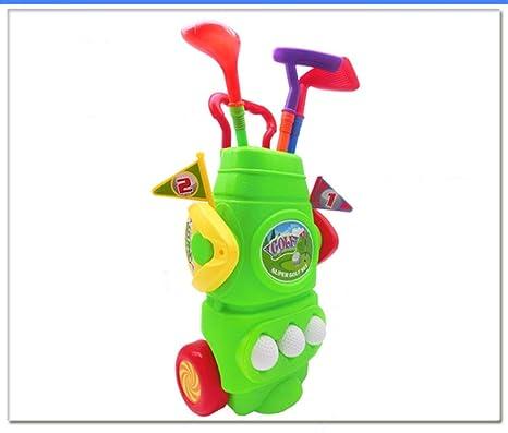 hyy Juego De Golf Juguetes Al Aire Libre Padres E Hijos ...