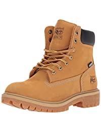 "Timberland PRO Women's Direct Attach 6"" Steel Toe Waterproof Insulated Industrial"