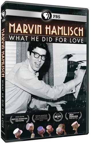 DVD : American Masters: Marvin Hamlisch - What He Did For Love (DVD)